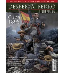 Desperta Ferro Contemporánea n.º21: Cuba 1898