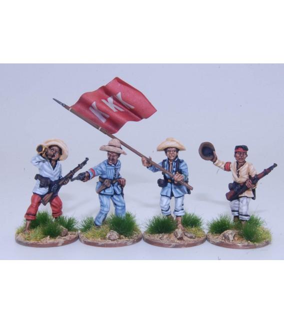 Grupo de mando insurgente tagalo