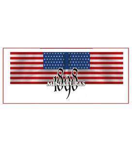 Bandera de batalla EE.UU.