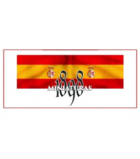 Spanish Battleflag