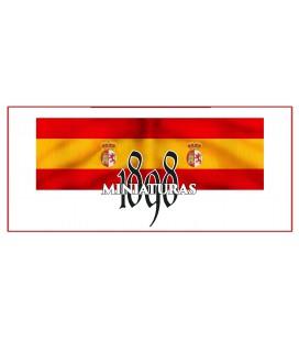 Spanish Battleflag