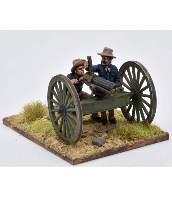 Ametralladora Gatling EE. UU.