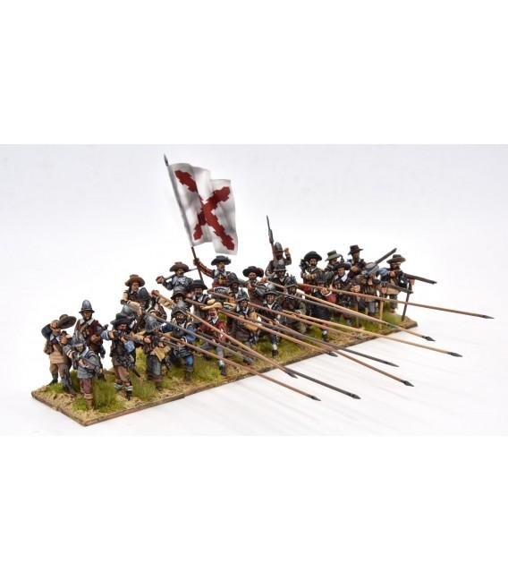 Tercio español III (atacando)