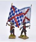 Spanish tercios ensigns