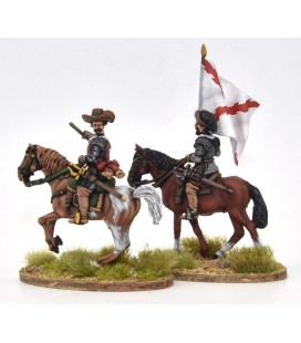 General español y corneta