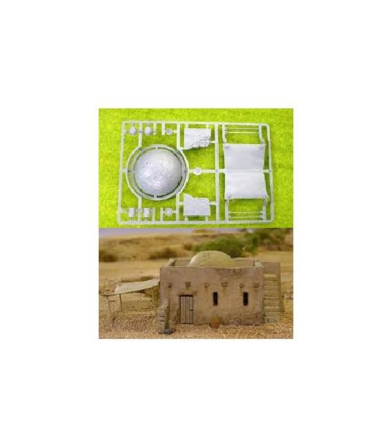 Mud-Brick House Accesory Frame