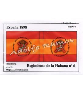 Regimiento de La Habana n.º 6