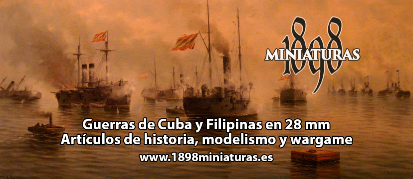 Welcome to 1898 Miniaturas!