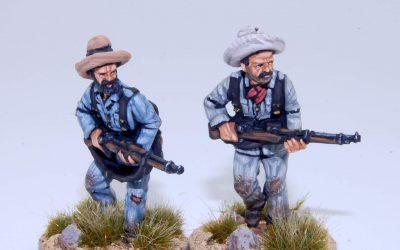 Novedades 1898 Miniaturas ¡Escaramuzadores!