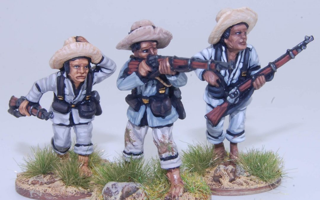 New Releases: Filipino troops