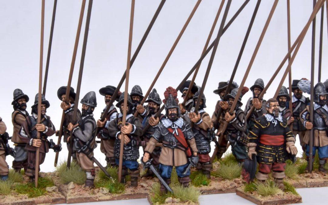 Tercios españoles 1618-1648 ¡Ya a la venta!