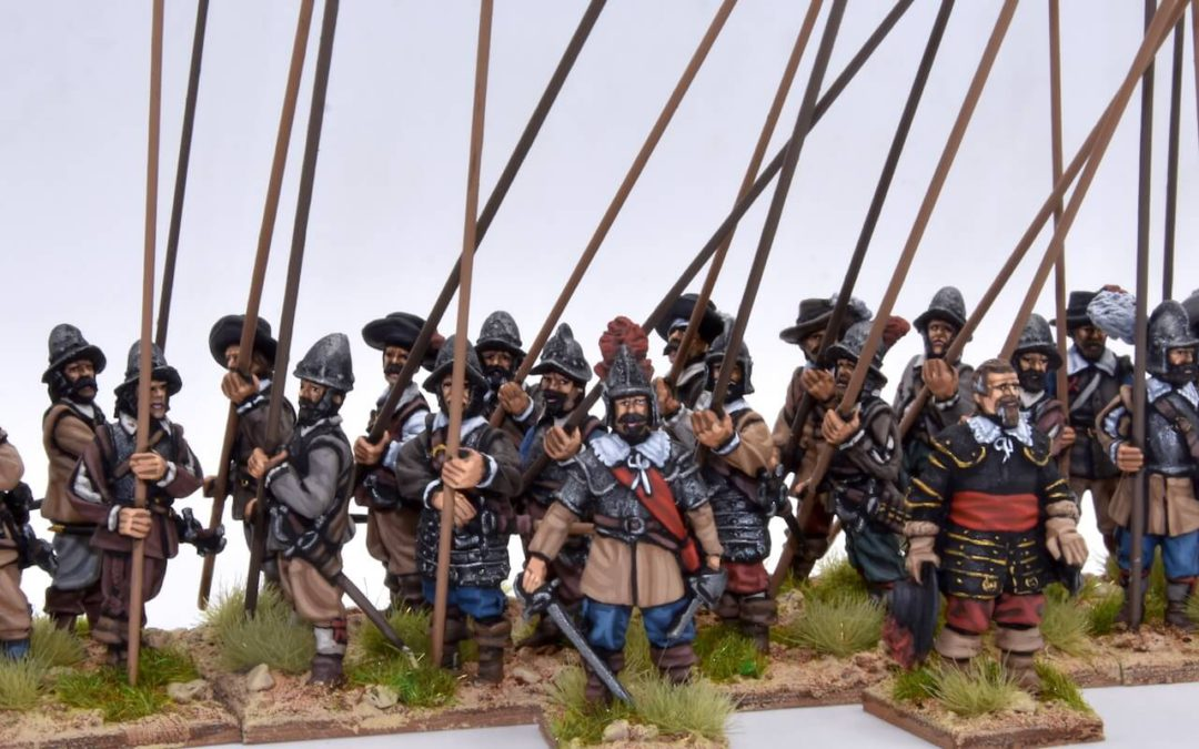 Spanish Tercios 1618-1648, now available!