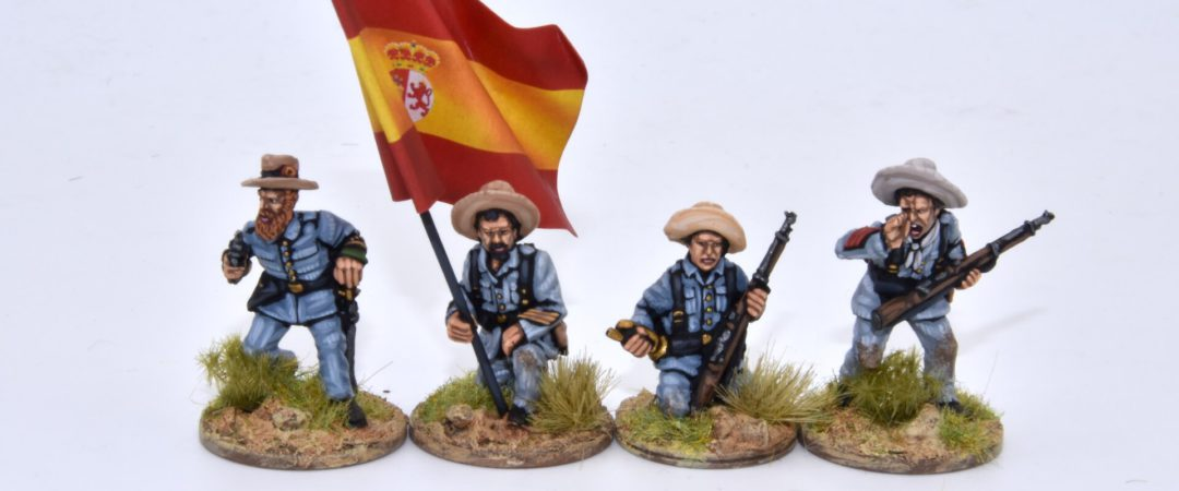 ES2-Spanish command group in combat