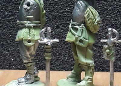 gama de tercios spanish tercios miniatures miniaturas