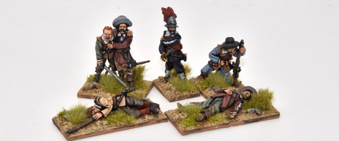 TE11 – Spanish Tercios dead and wounded
