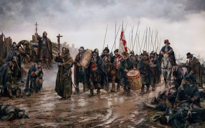 The Miracle of Empel, 8th December 1585