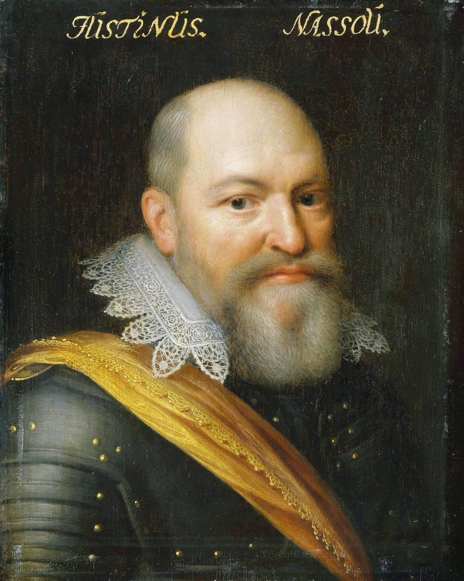 Justino de Nassau Justinus van nassau