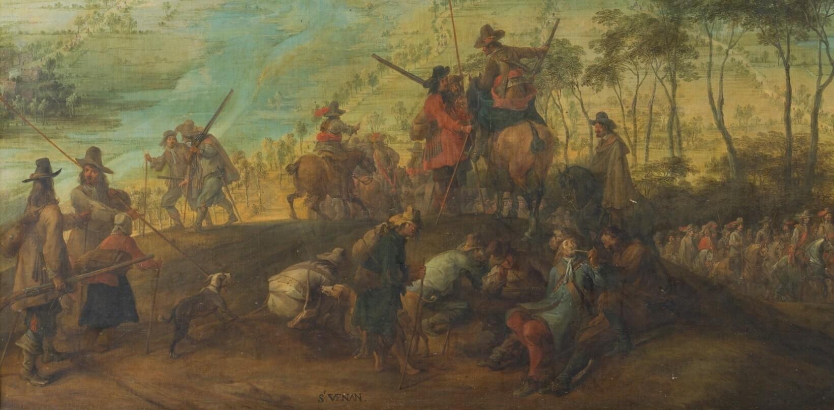 La indumentaria de los tercios. La moda militar española en el siglo XVII (1600-1650)