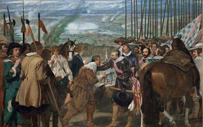 The siege of Breda, 1624-1625. Spinola's greatest triumph