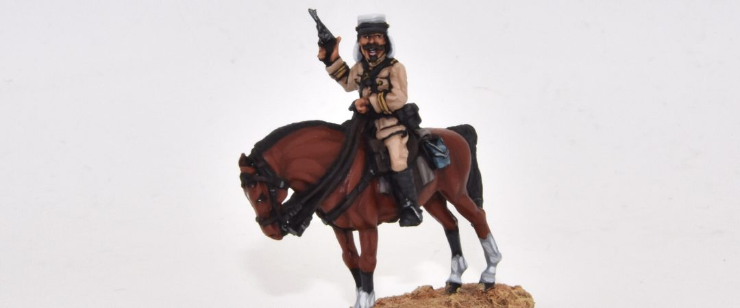 LE13-Oficial a caballo con quepis