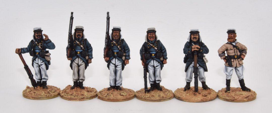 LE7-Centinelas legionarios